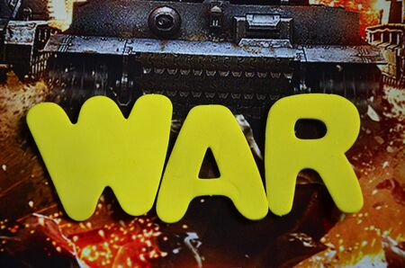 word war Banque d'images