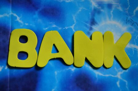WORD BANK Banque d'images
