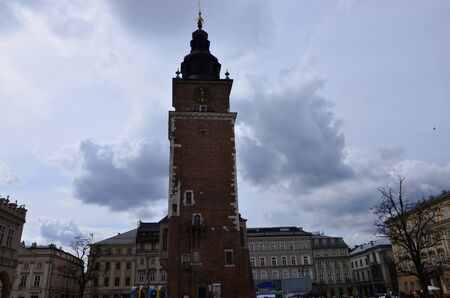 city hall krakow