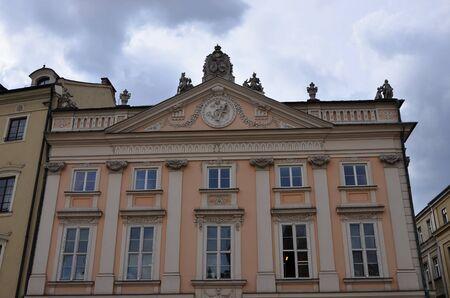 facade hall