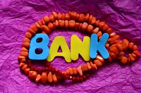 word bank 版權商用圖片
