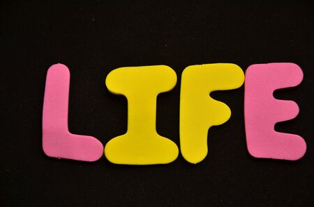 word life Banque d'images