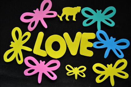 word love 版權商用圖片