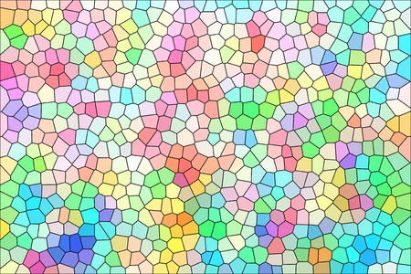 inspire: abstract multi inspire colorful geometric background
