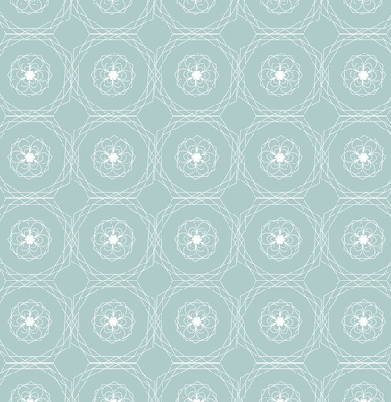 Pattern from geometric shape. Seamless pattern geometric. Pattern vector illustration. Pattern design for your fabric, paper, scrapbook, gift paper, cover, quilt, blankets, sheet, linens, bedding Vector