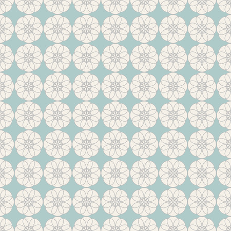 Flower pattern . Seamless pattern flower for your fabric, paper, scrapbook, gift paper, cover, quilt, blankets, sheet, linens, bedding Vector