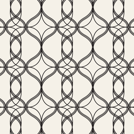 Motif de forme géométrique. Seamless géométrique. Motif illustration vectorielle. Banque d'images - 41690841