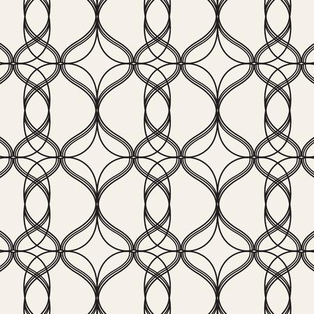 vector illustration: Pattern from geometric shape. Seamless pattern geometric. Pattern vector illustration. Illustration