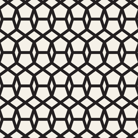 Pattern from geometric shape. Seamless pattern geometric. Pattern vector illustration. Illustration
