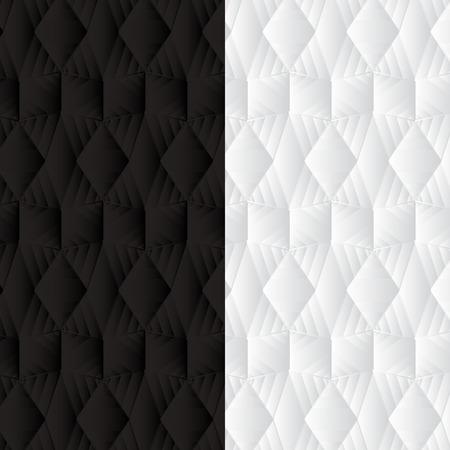 salient: Geometric background vector . 3D illustration polygon backdrop.