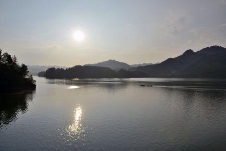 quake: Xiaonanhai national geo-Park of Chongqing scenery