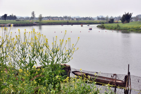 farming area: ECO-agricultural area in Chongqing Tongnan area scenery Stock Photo