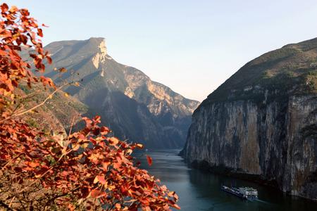 three gorges: China Tourism - Chongqing Three Gorges Kuimen