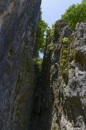 Sinan Stone Forest, Guizhou Imagens - 106544110