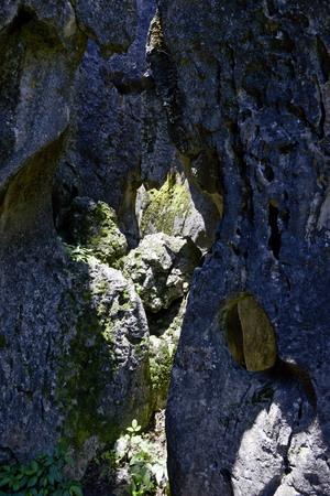 Sinan Stone Forest, Guizhou Imagens - 106544113