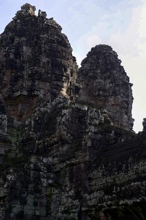 Great Angkor wat scenery Banco de Imagens