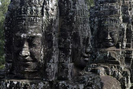 Angkor wat scenery Imagens - 110608612
