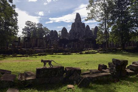 Great Angkor wat scenery Imagens - 110609093