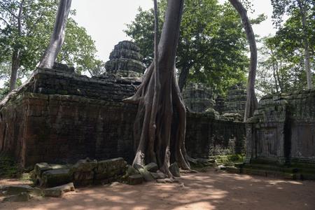 Angkor Thapung Temple Banco de Imagens