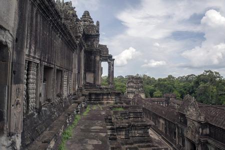 Angkor wat scenery Imagens - 110609953