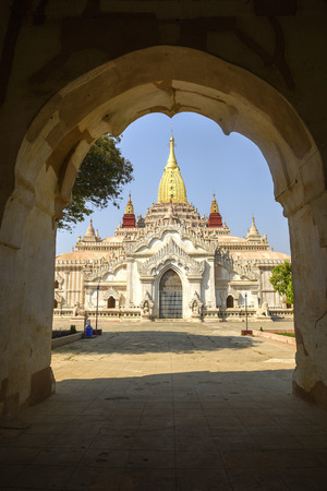 City of Vantaa - Scenery of Ananda Temple in Bagan Ancient City