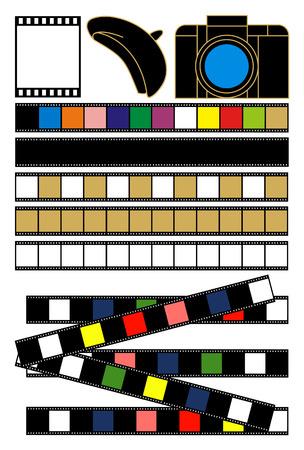 camera  イラスト・ベクター素材