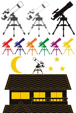 望遠鏡 写真素材 - 24373127