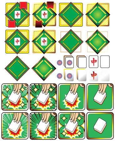 Mahjong 写真素材 - 24373133