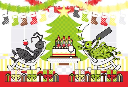 クリスマス休暇