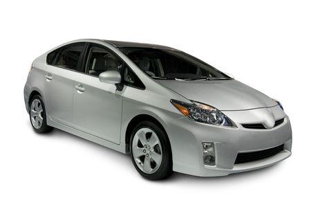 Hybrid Car Stock Photo - 4310917