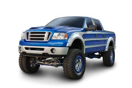lifted: Tall Truck