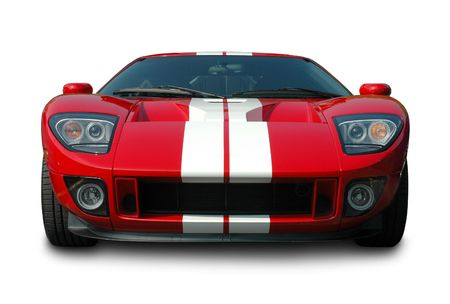 front bumper: American Super Car Editorial