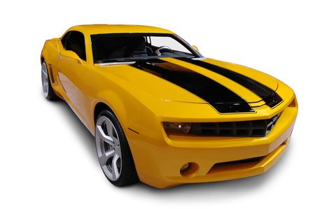 New American Muscle Car photo