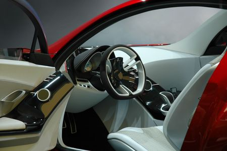 palanca de cambios: Deportes de coches Interior