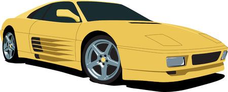scheinwerfer: Italienische Sportwagen