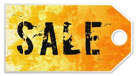 sale tag: Sale tag