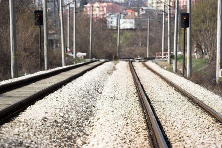 wood railroads:  Picture of the rail road