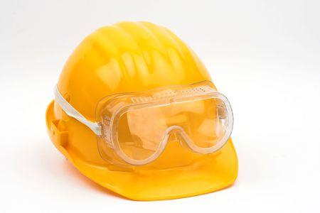 Safety gear kit close up Stock Photo - 3618037