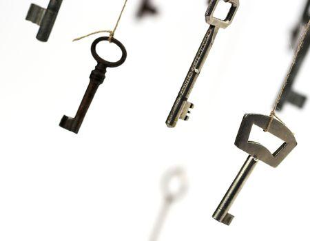 varie chiavi legate con stringa