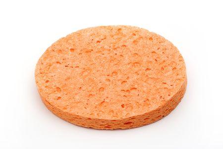 bath sponge over white background Stock Photo - 5027296