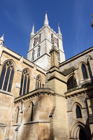 Londons first Gothic and oldest Cathedral Church  photo