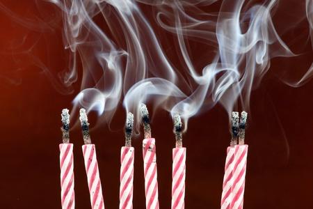 blow out: Qualche colpo le candeline di compleanno