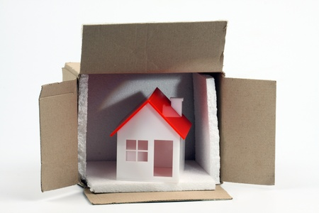 consignee: delivery to the consignee, new home concept