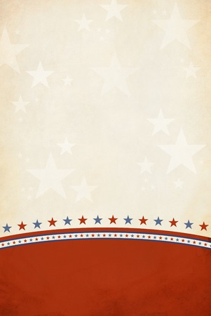 copy room: Patriotic background with room for copy space  Stock Photo
