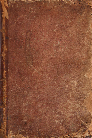 old book cover: Antique Leather background