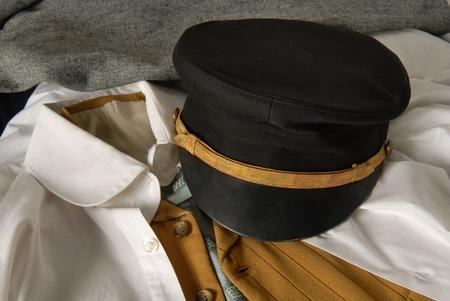 Vintage Sailor Hat Imagens