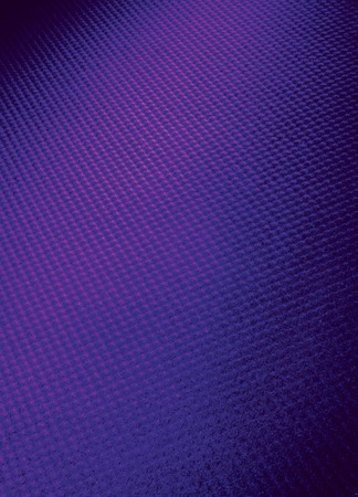 Vibrant purple light on corrugated paper  Banco de Imagens