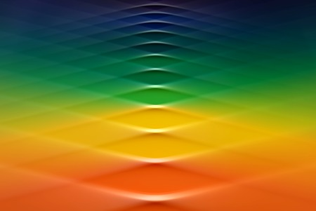 Multi colored rainbow background