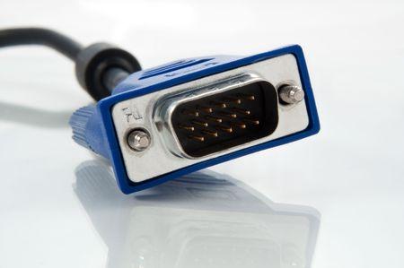 vga: Conector de cable VGA