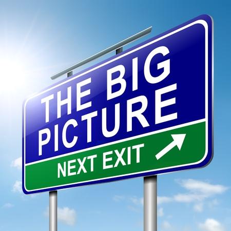 Illustratie afbeelding van een verkeersbord met